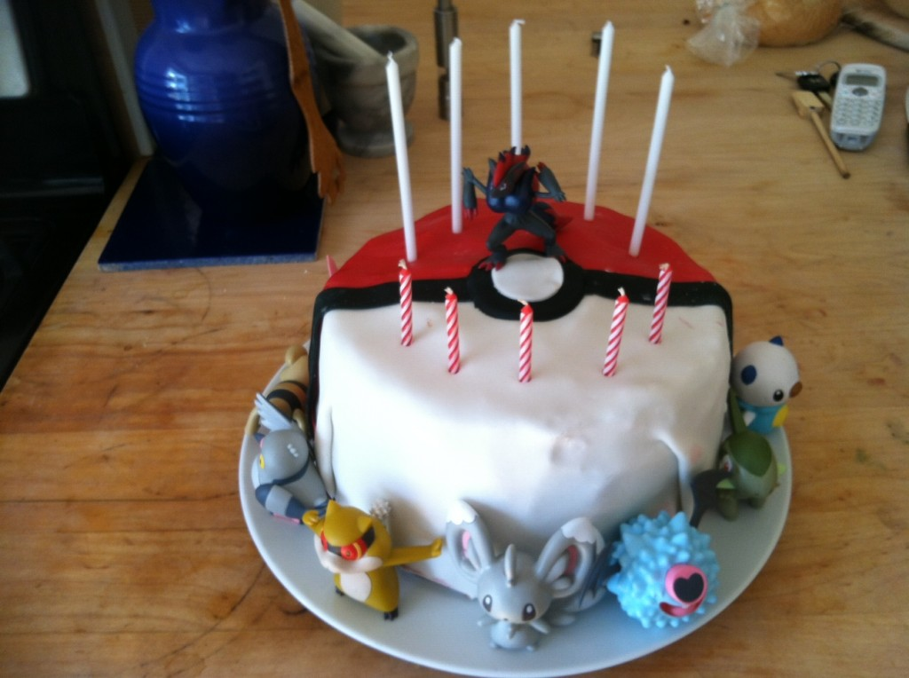 Pokemon Black Forest Cake Fine Young Fauves